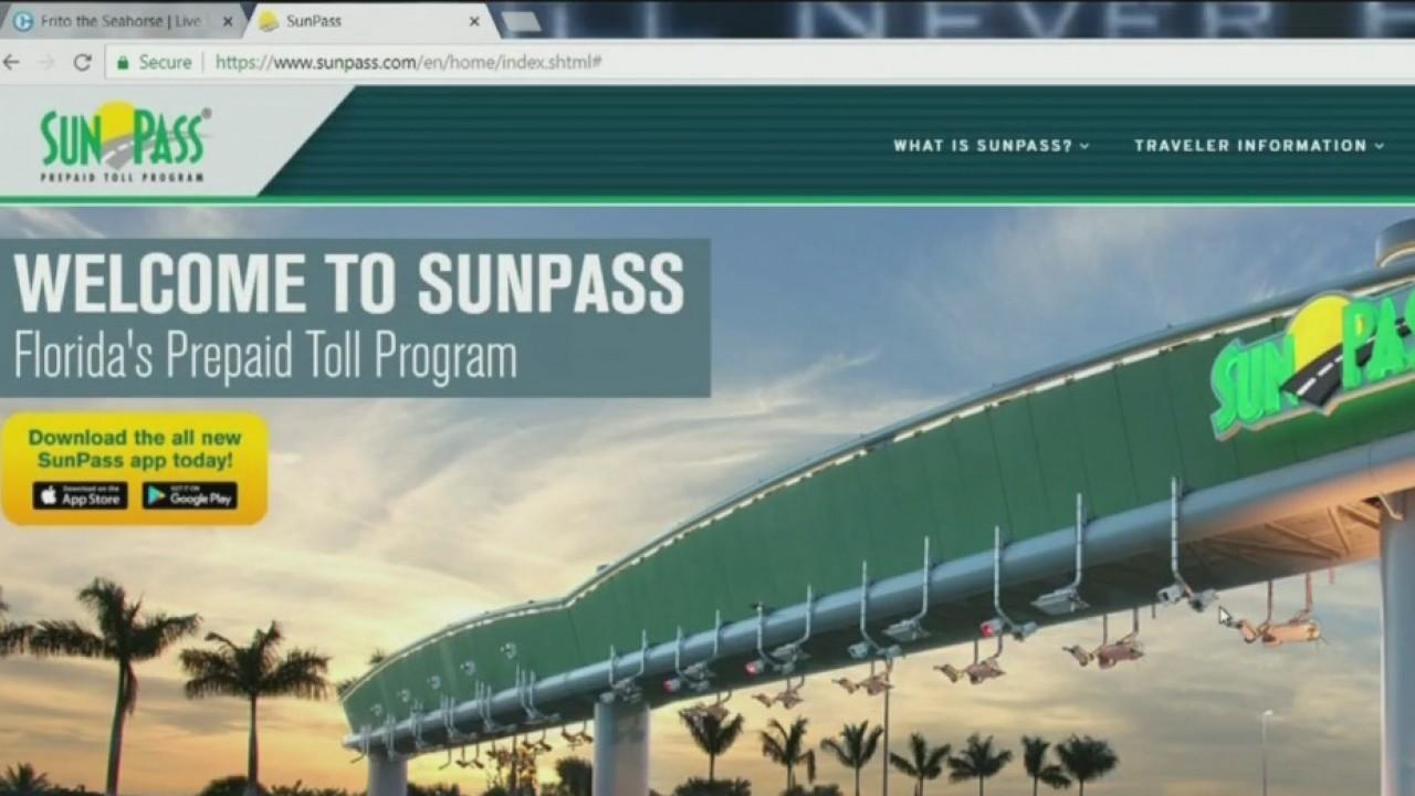 SunPass: No late fees, penalties during website, app update