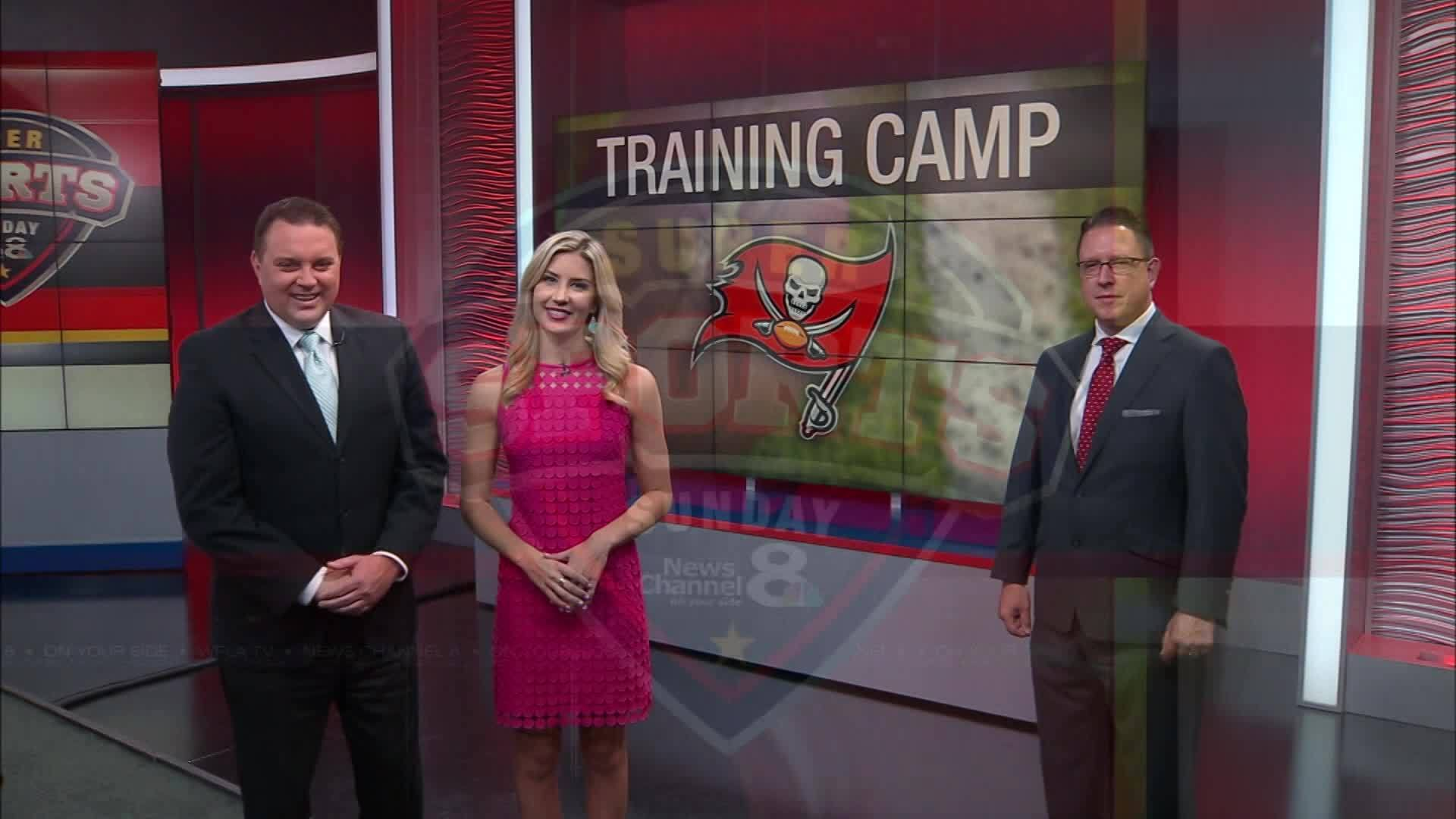 News Channel 8 Bucs Chat With Pewter Report