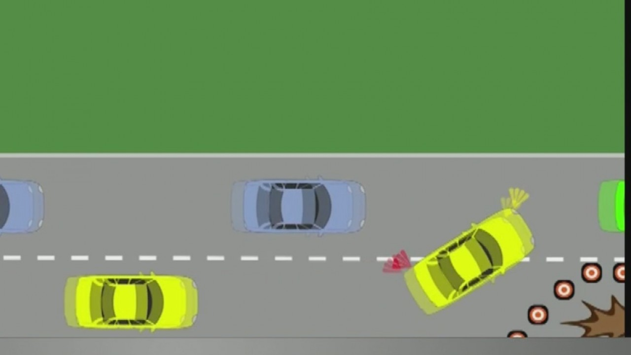 The zipper merge