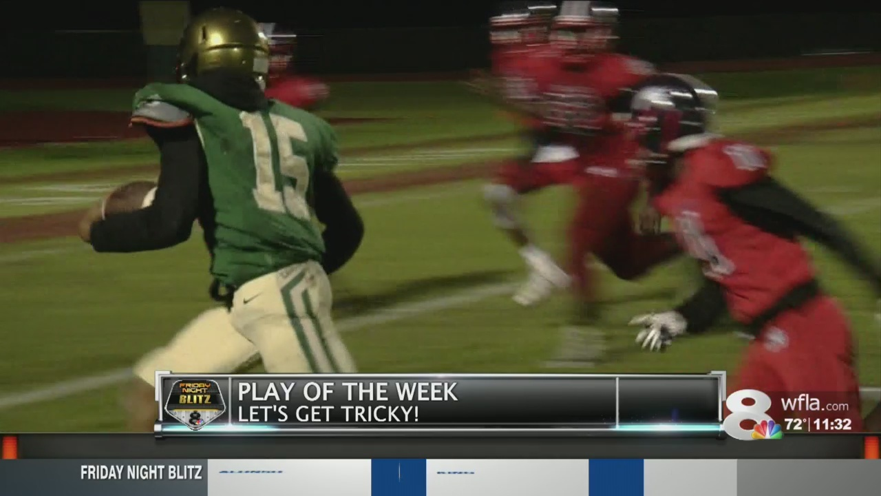 Friday Night Blitz Week 11: Play of the Week