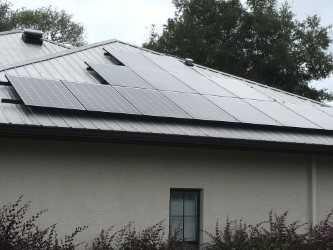 Solar power short circuited