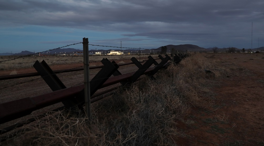 Border Patrol arrests 290 migrants near port in New Mexico
