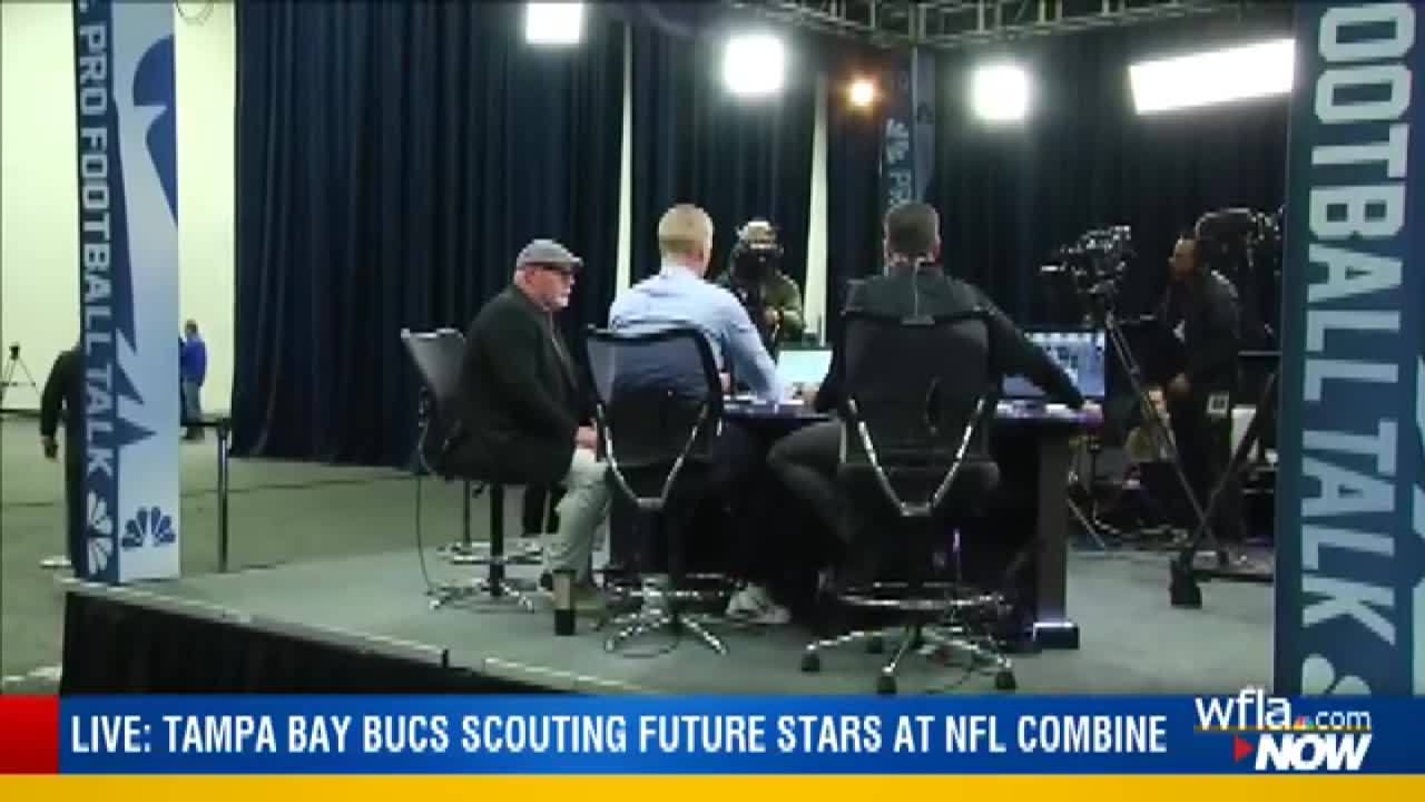 Bucs Live: Dan Lucas and Scott Reynolds at NFL Scouting Combine 2019