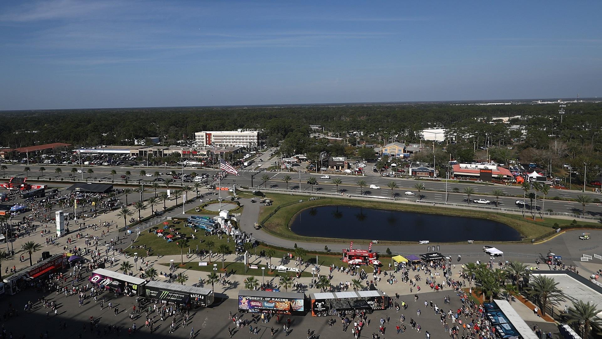 Daytona Speedway Midway