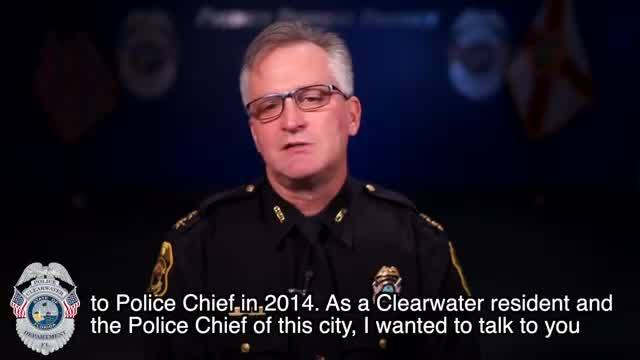 Clearwater Police vs  Scientology: Chief takes on the church