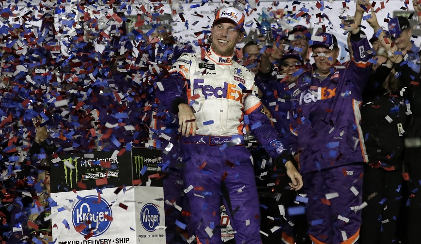 NASCAR Daytona 500 Auto Racing_1550460066239