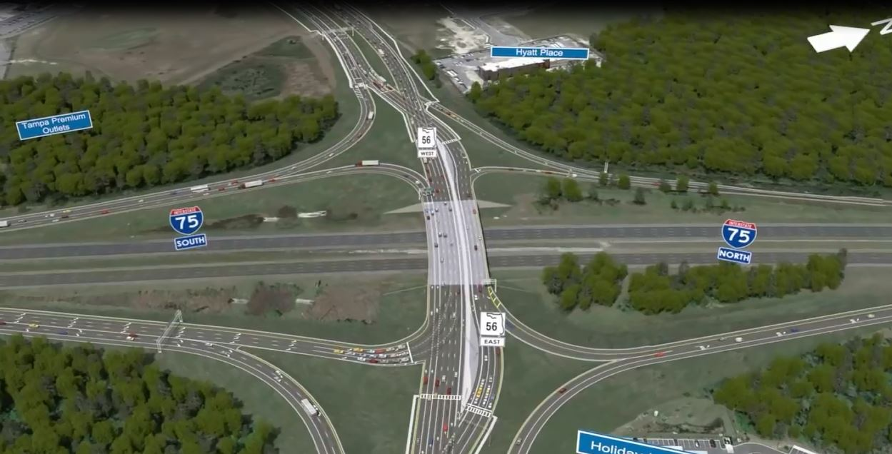 FDOT engineers to reveal road plans near Tampa outlets along