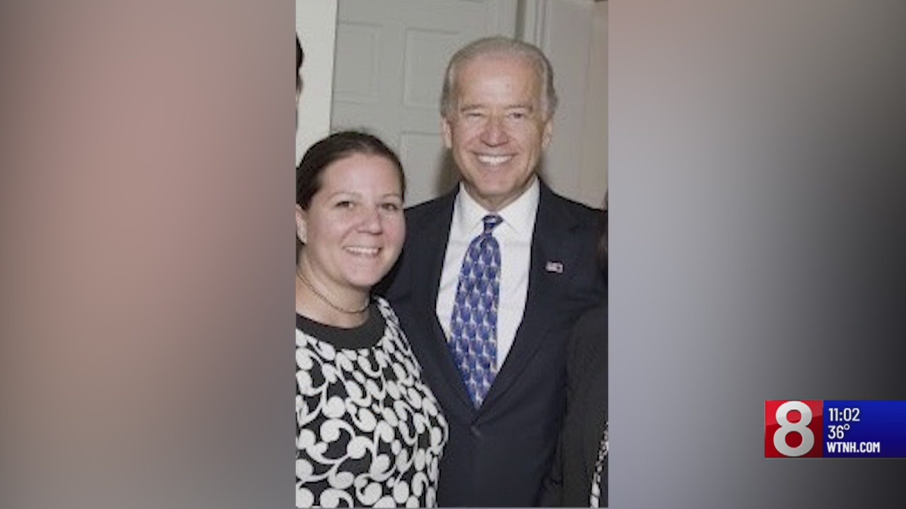 Connecticut woman accuses Joe Biden of misconduct