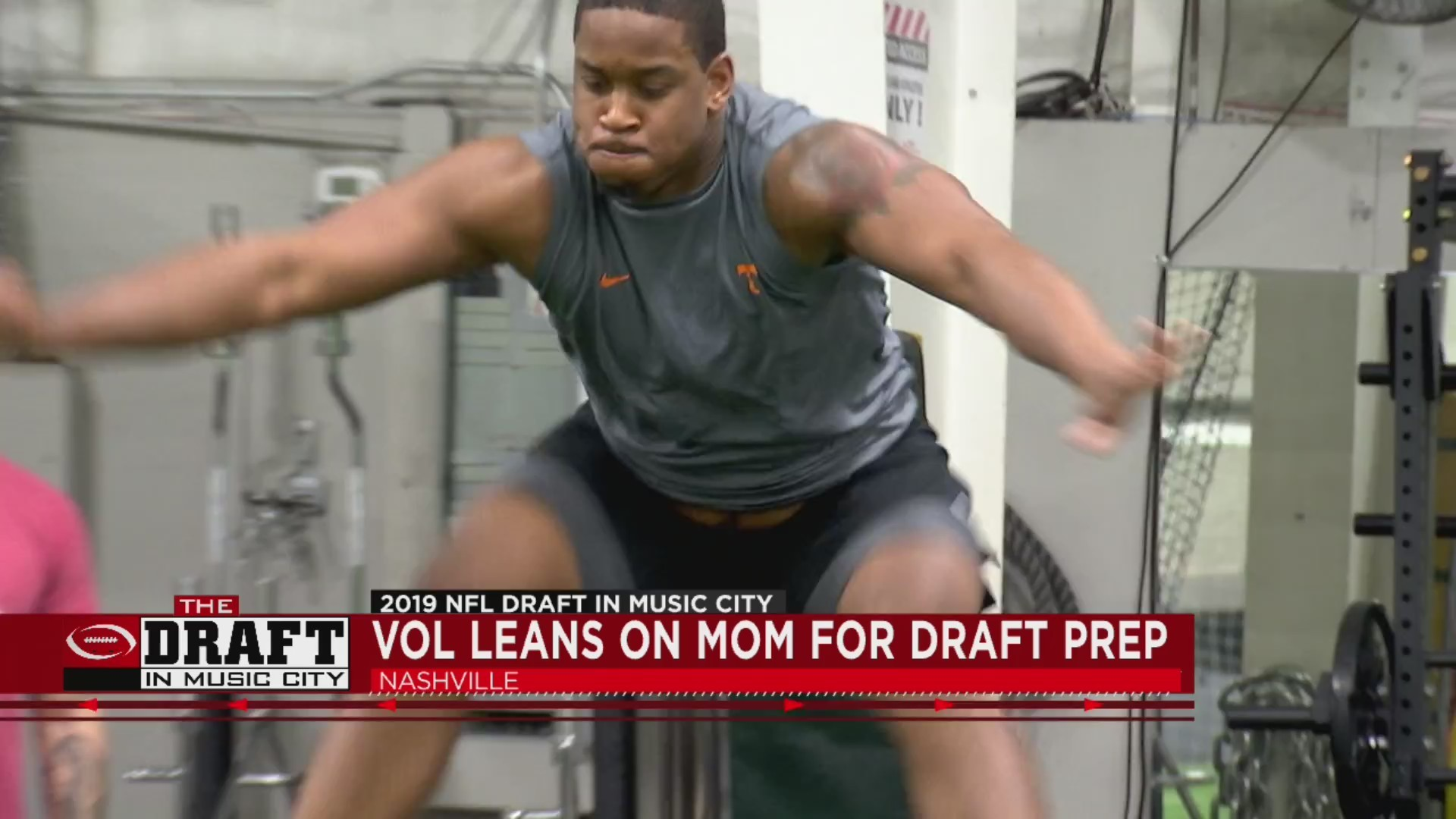 Kyle Phillips prepares for draft, son of TSU Athletic Director