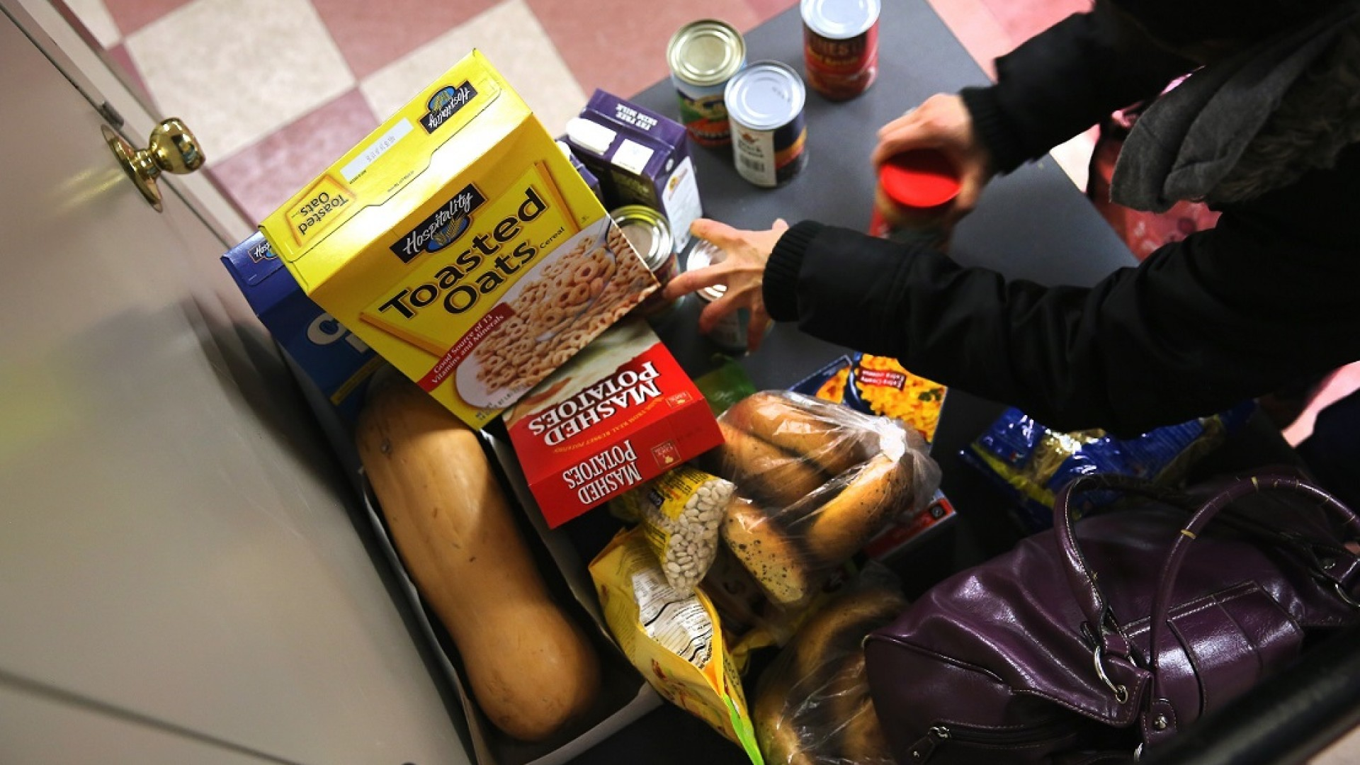 More than 750,000 could lose food stamps under Trump proposal
