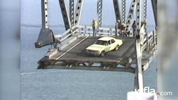 1980 Sunshine Skyway Bridge crash, collapse