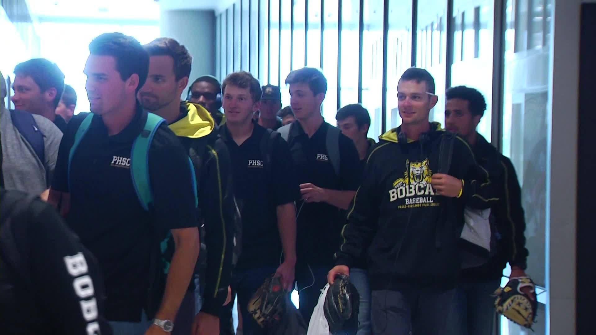PHSC baseball team advances to DII College World Series