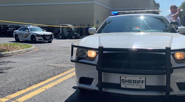 Carjacking Suspect Shot Killed Behind Sun City Center Publix