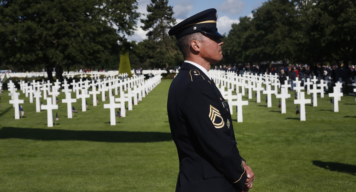 France D-Day Anniversary_1559812245309