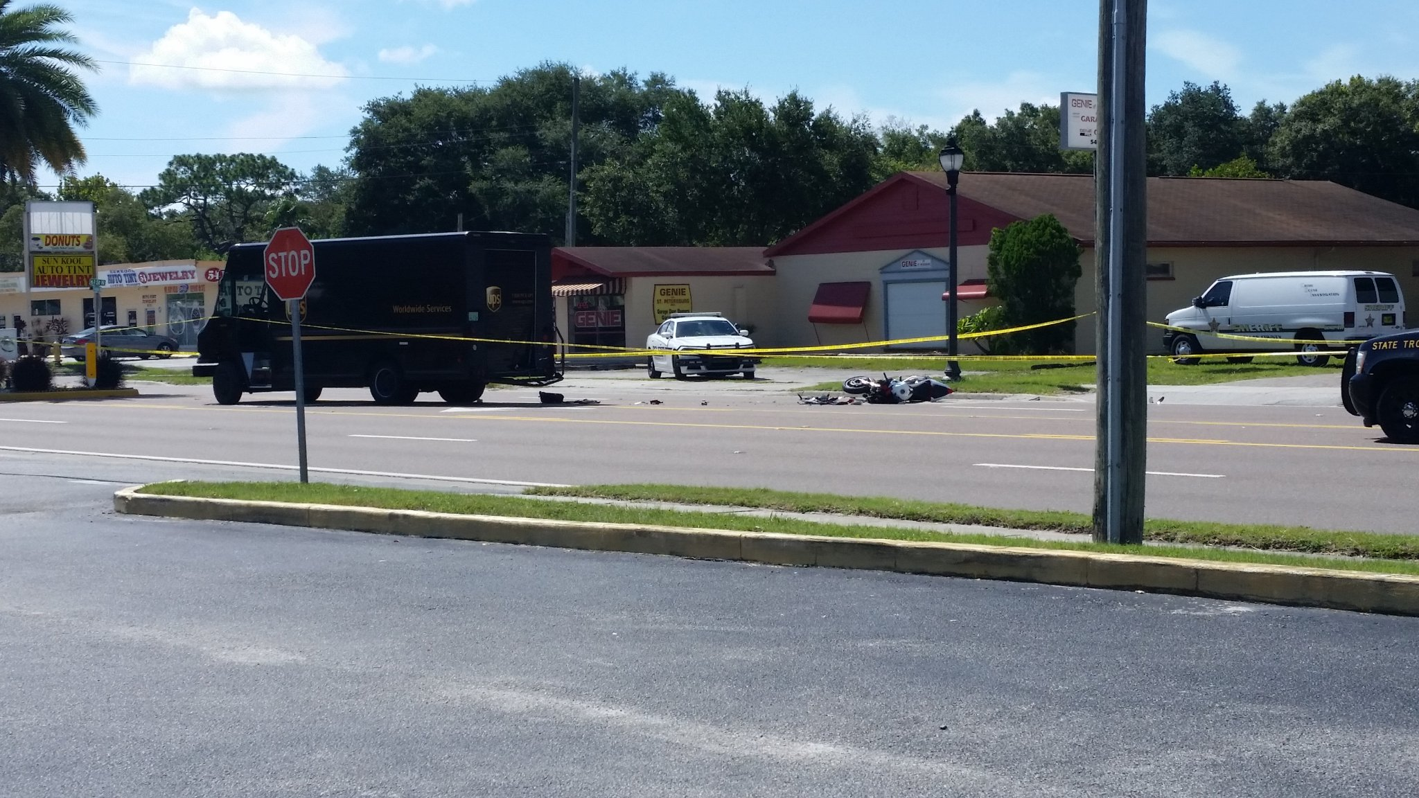 Kenneth City police investigating fatal motorcycle accident | WFLA