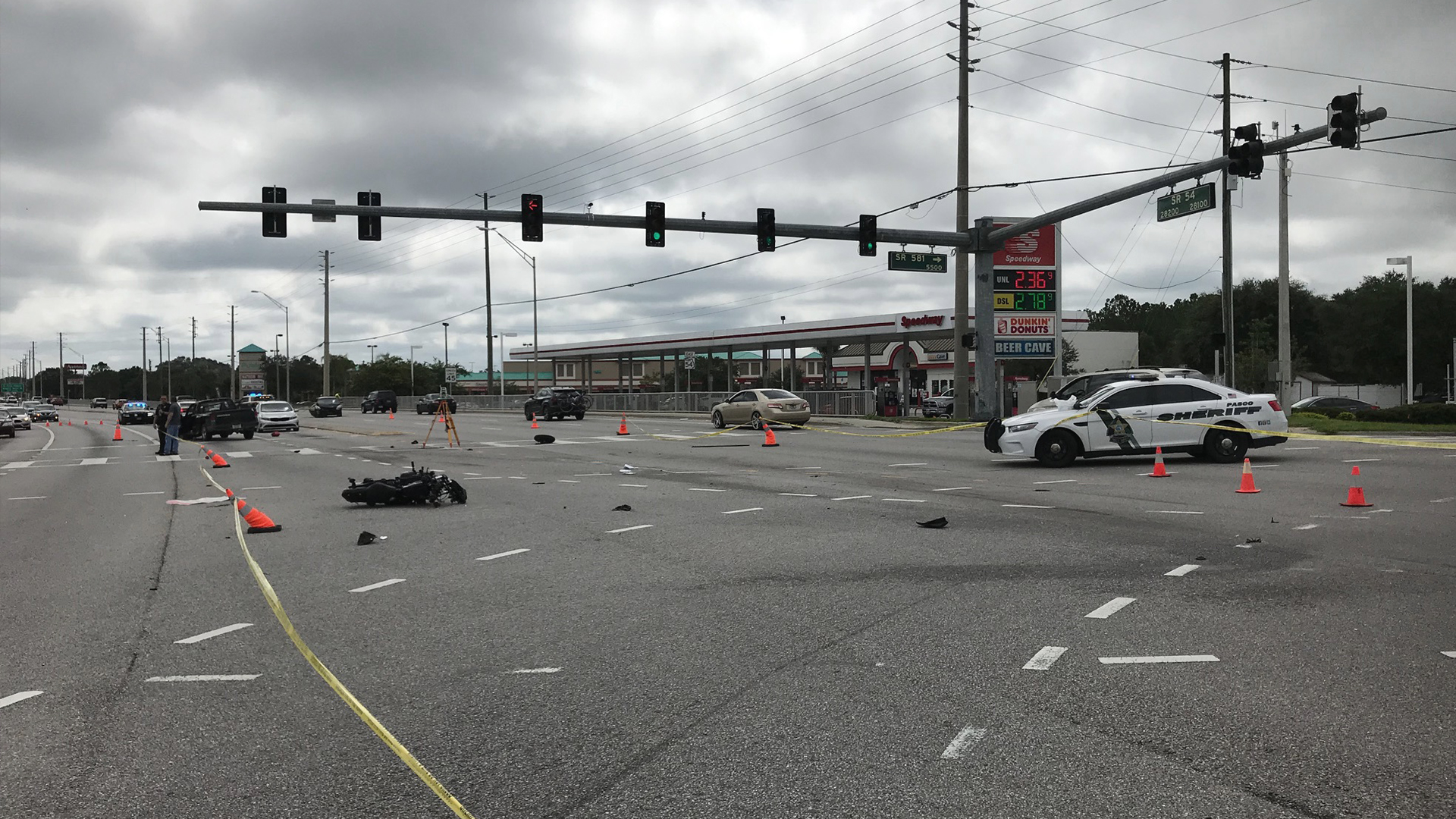 FHP searching for 2 people following fatal hit-and-run and