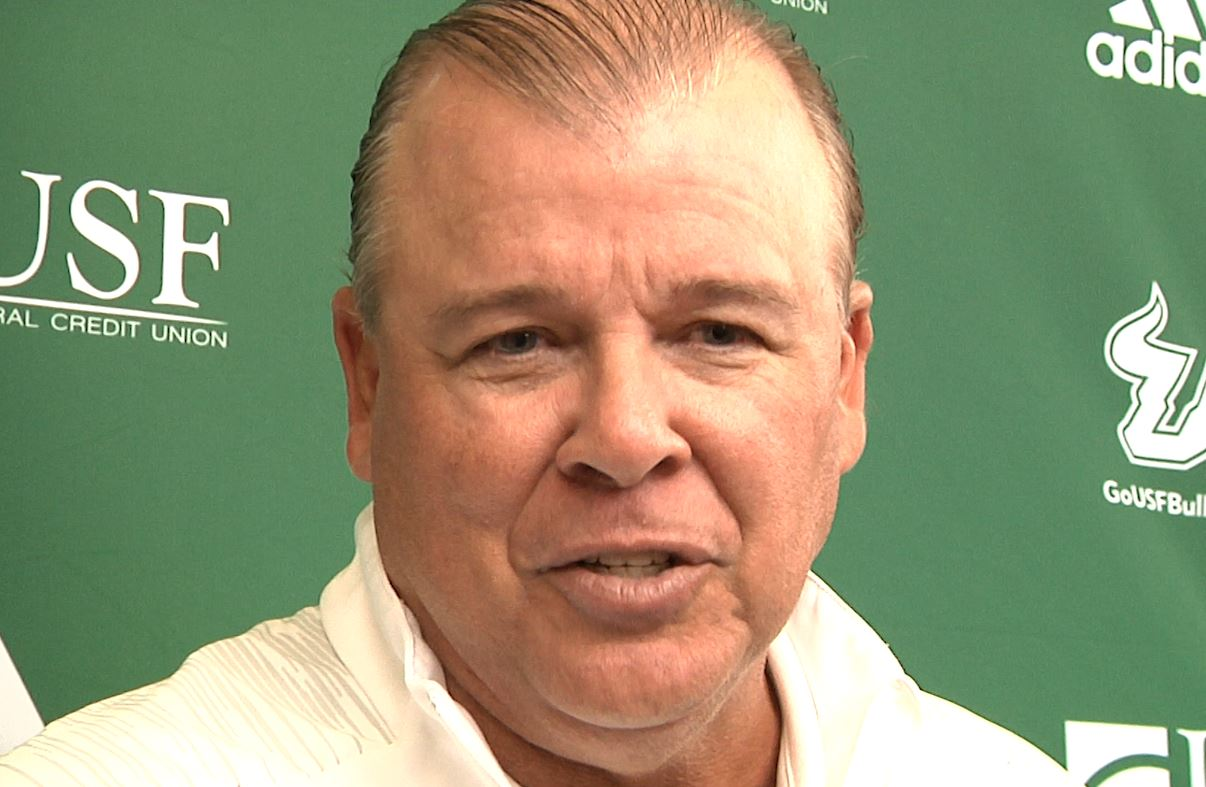 QB competition: USF OC says Barnett and McCloud both in running to start Saturday