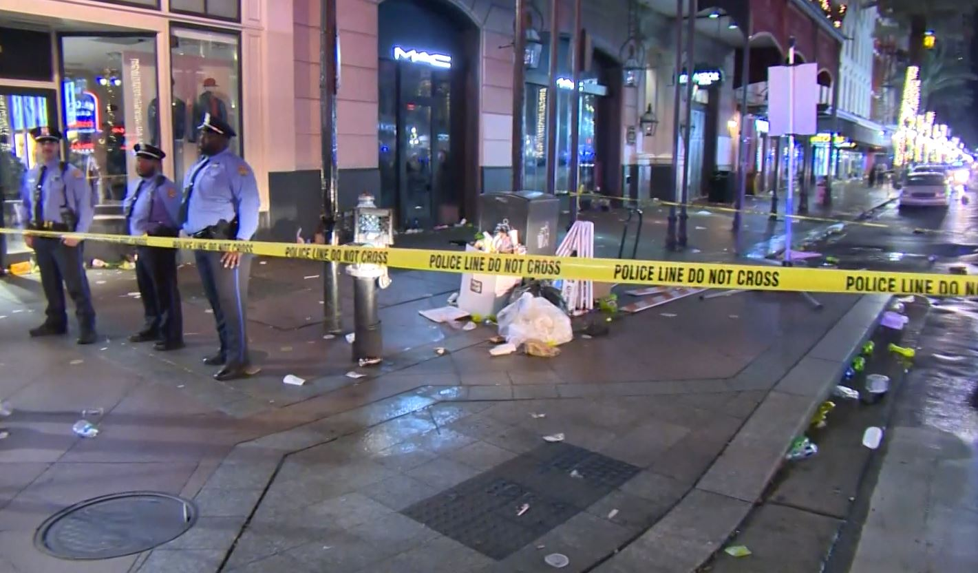 Image result for new orleans shooting