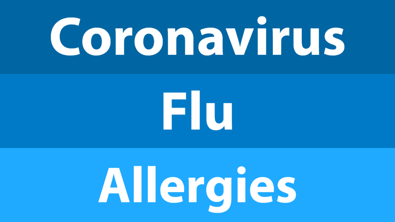 Coronavirus, flu or allergies? How to spot the difference | WFLA
