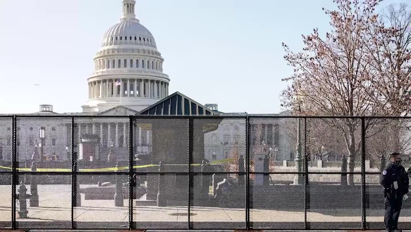 Security tightens in DC ahead of Biden inauguration | WFLA