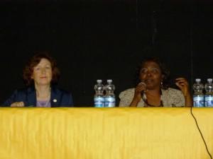 La dott.ssa Victoria Chioma parla della situazione delle famiglie  nigeriane in italia