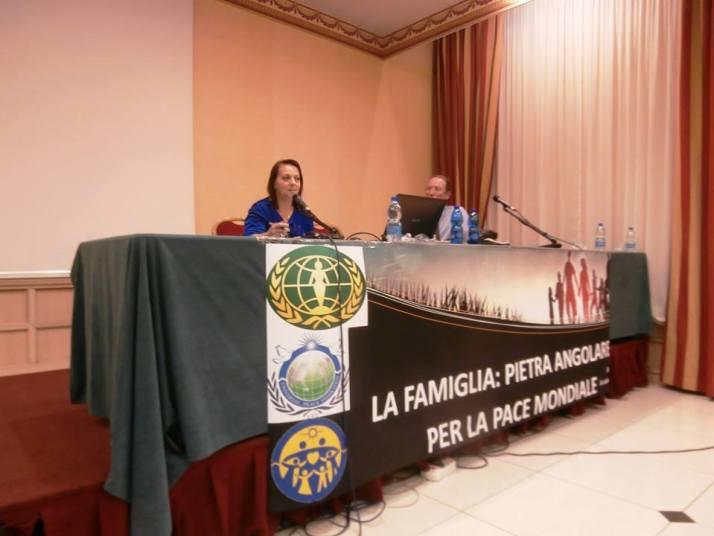 Flora Grassivaro,Presidentessa della WFWP Veneto