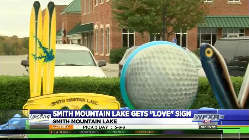 Smith Mountain Lake gets love sign_52387964-159532