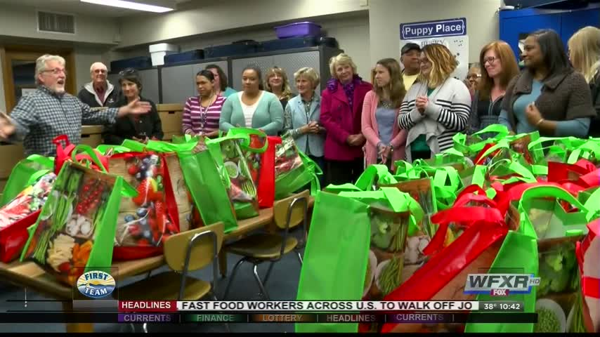 West End groups team up to provide meals to teachers_77342591-159532
