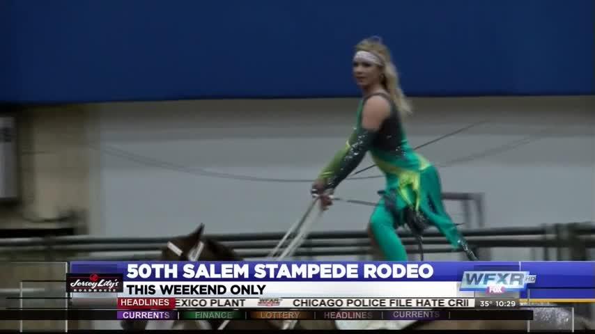 50th Salem Stampede Rodeo_76301394