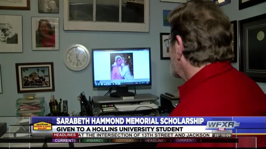 Scholarship set up in memory of Sarabeth Hammond_77086993