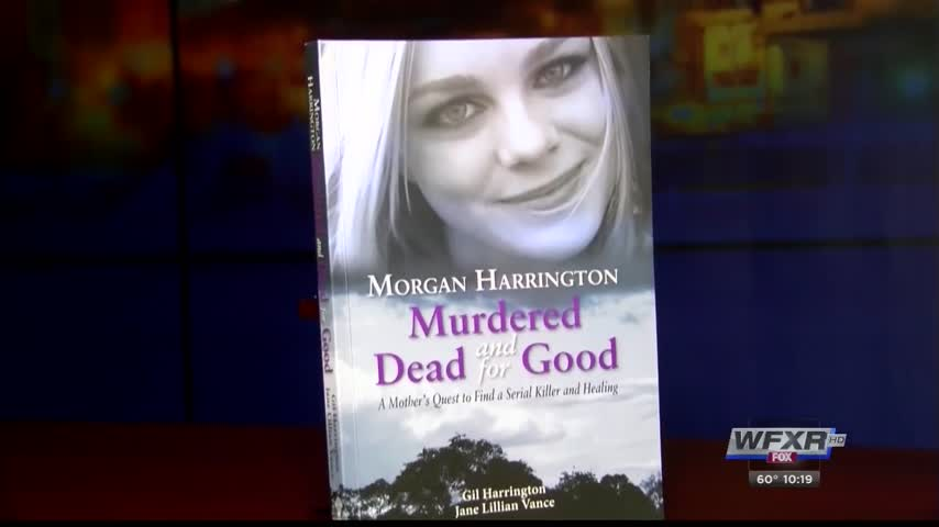 Gil Harrington writes book about daughter's death