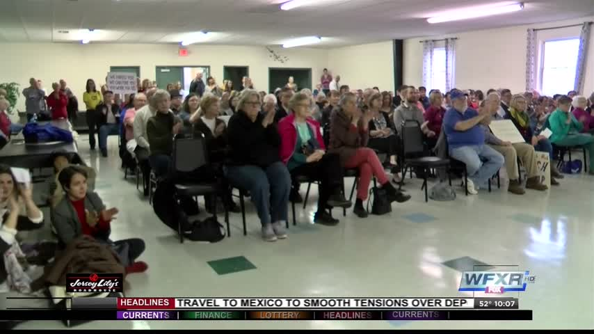 Locals angry over Rep- Goodlatte not showing up at town hall_44750417