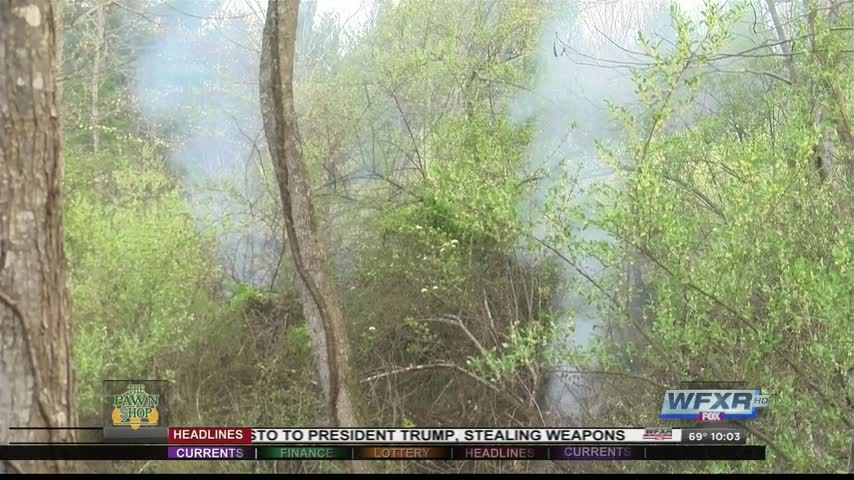 Crews continue fighting Rockbridge Co- wildfire_64017458