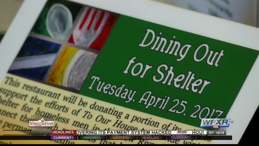 Restaurants team up to help NRV homeless_09041208