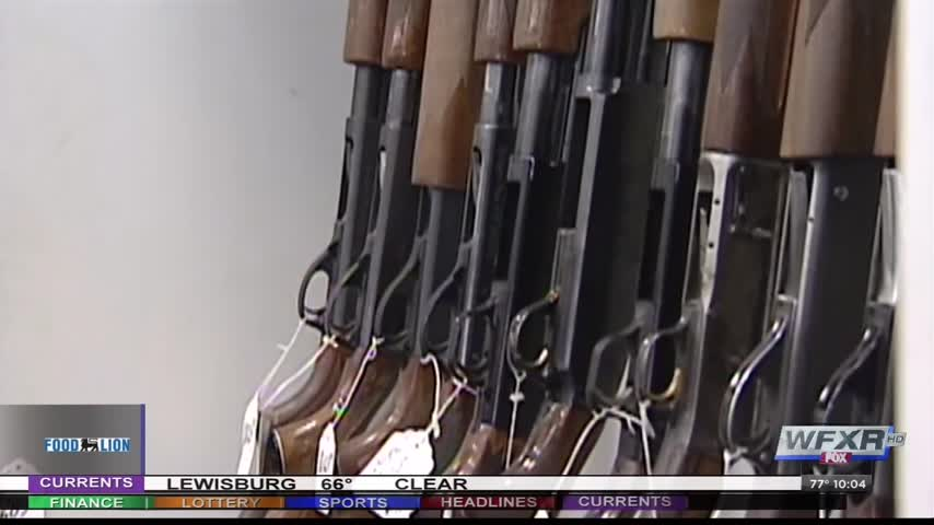Parents urged to be cautious with guns_76936239