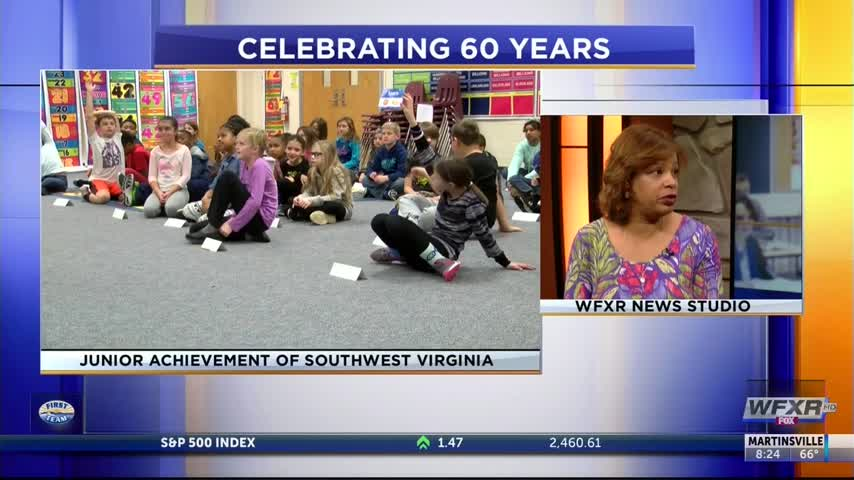 Celebrating 60 years of Junior Achievement of Southwest VA