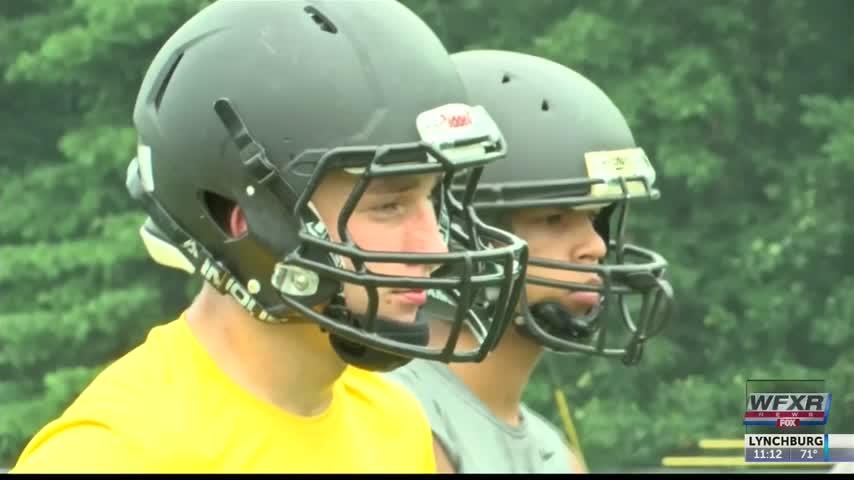 Training Days:Floyd County Buffaloes