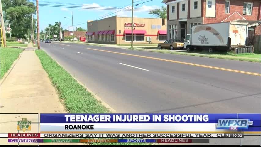 Teenager shot in Roanoke_24853474