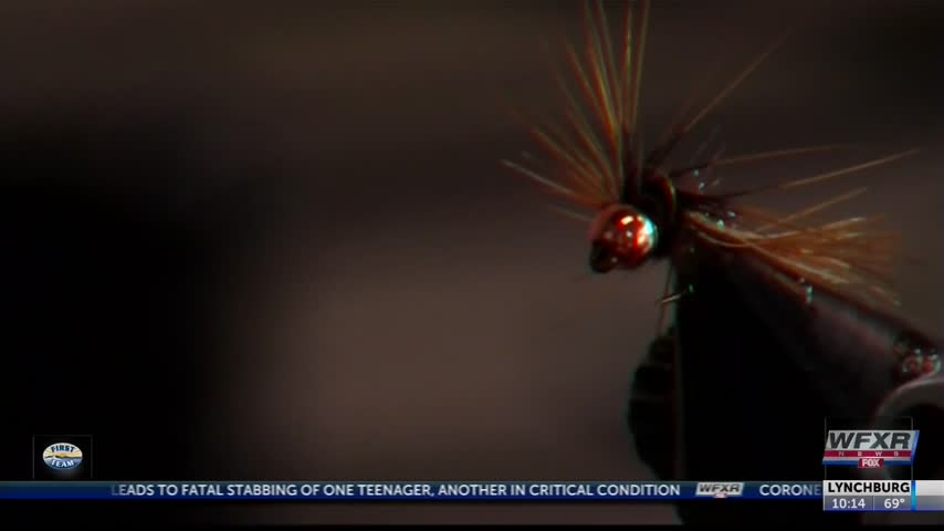 Smith River's Red Cricket