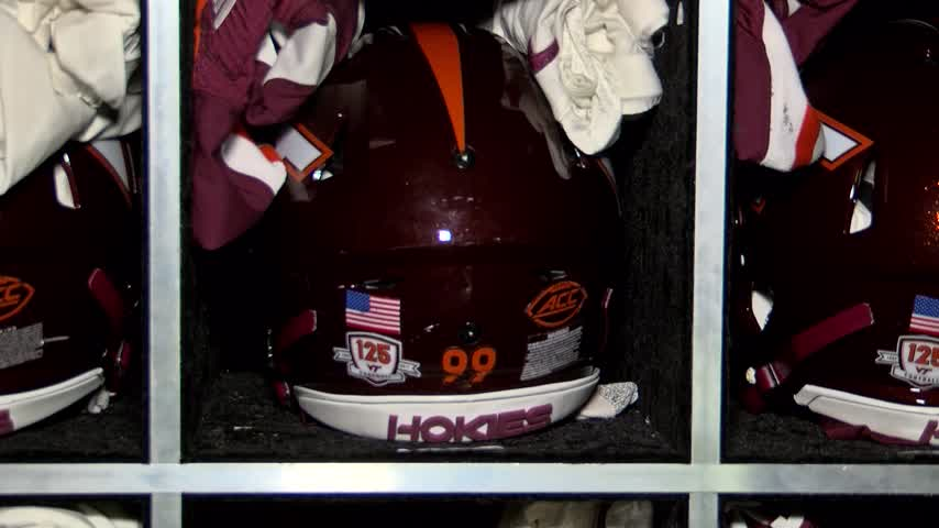 Behind the scenes look at Virginia Tech Equipment