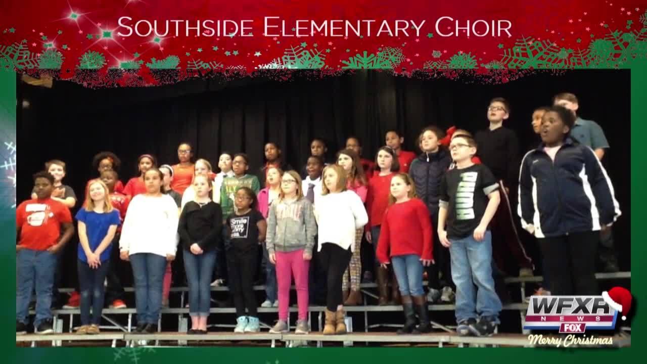 Sounds of the Season- Southside Elementary School Choir