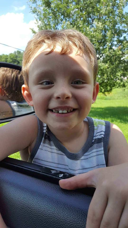 Carroll County searching for missing child