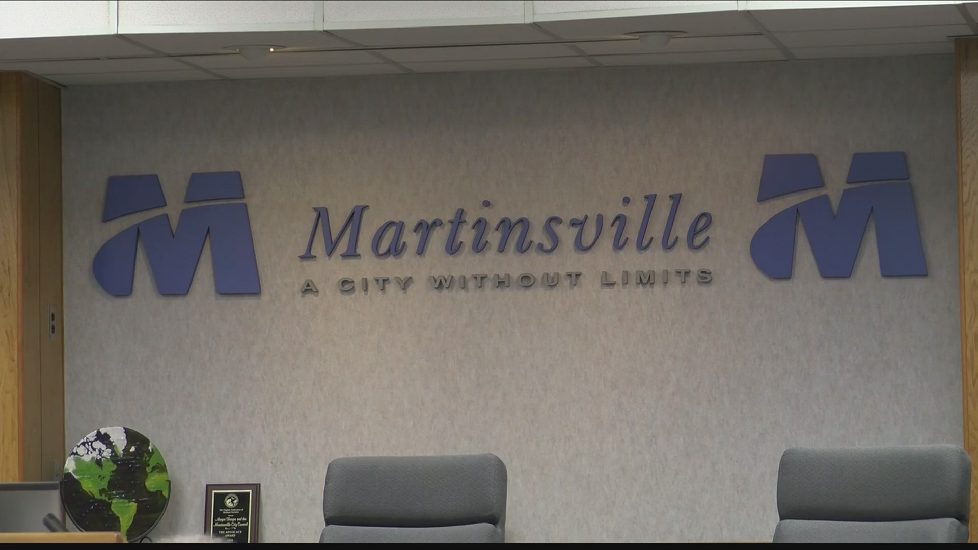 Will the city of Martinsville revert into a town