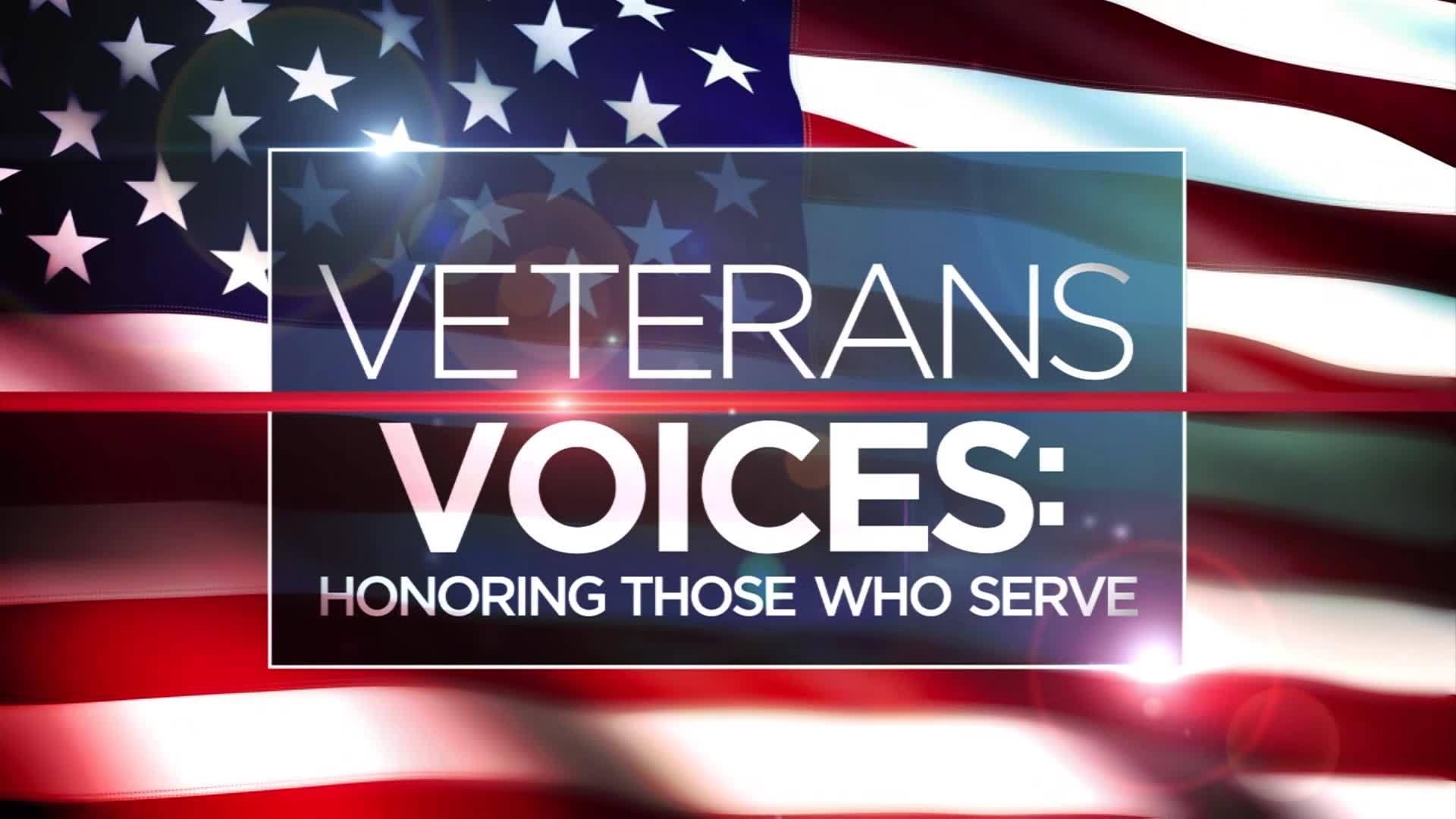 Veterans Voices: Honoring America's heroes