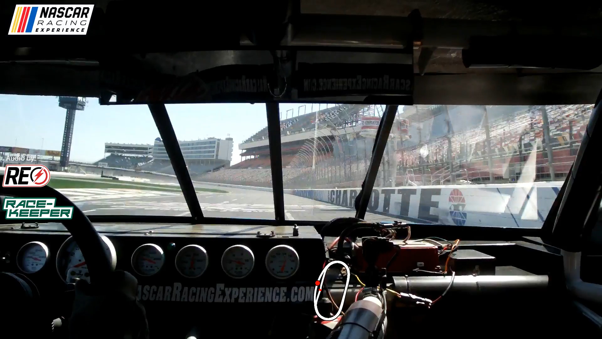 WEB EXTRA: Going For A Ride In Charlotte