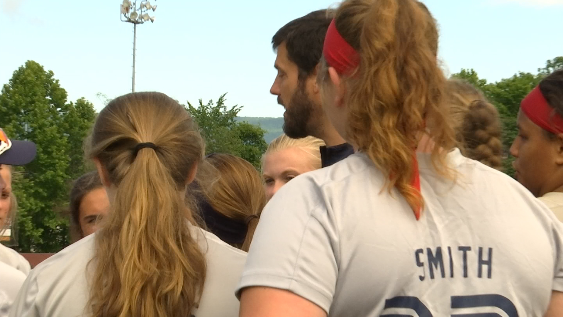 Postgame Reaction: Liberty-Bedford softball head coach Mike Thompson