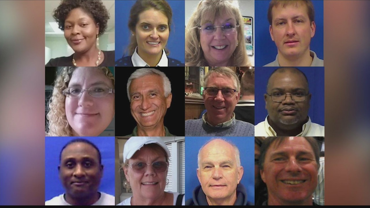 Remembering the victims of the Virginia Beach mass shooting
