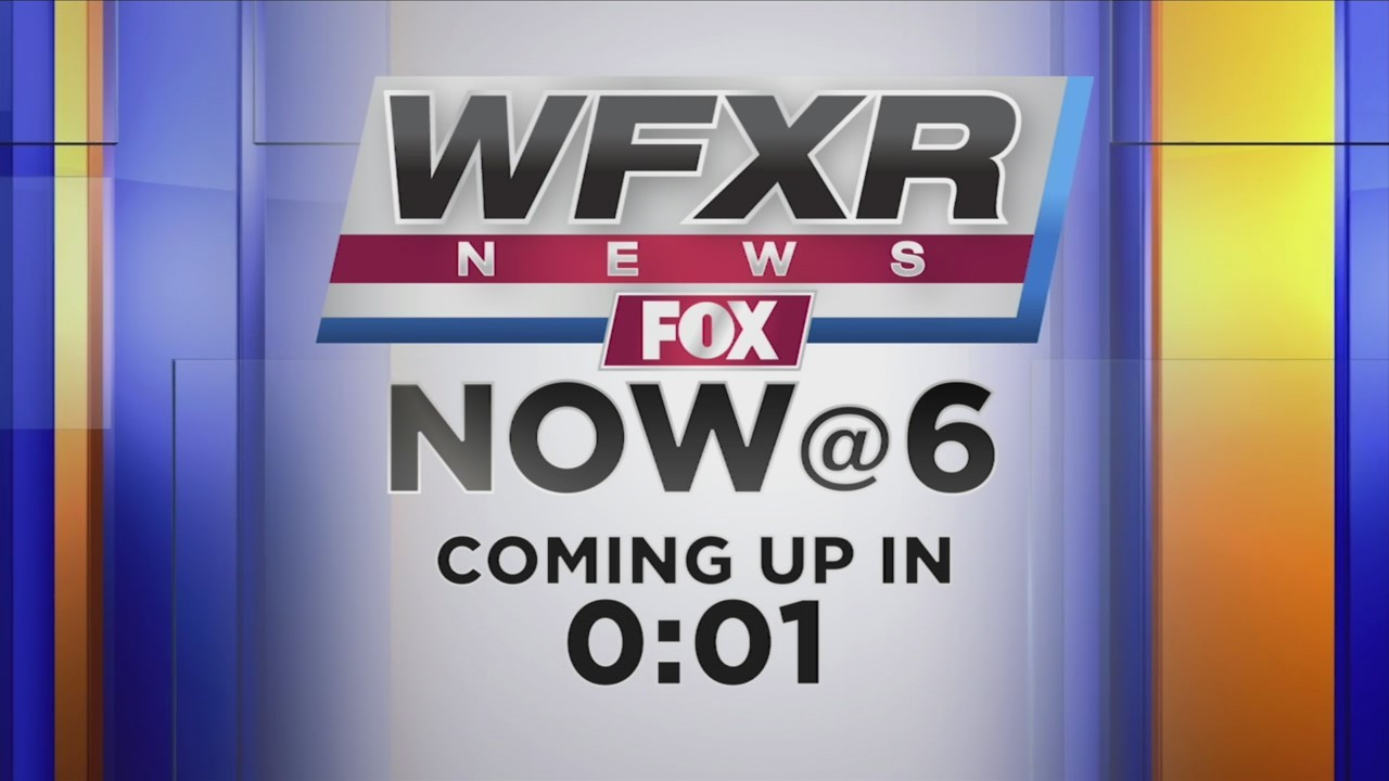 WFXR News NOW@6 June 13