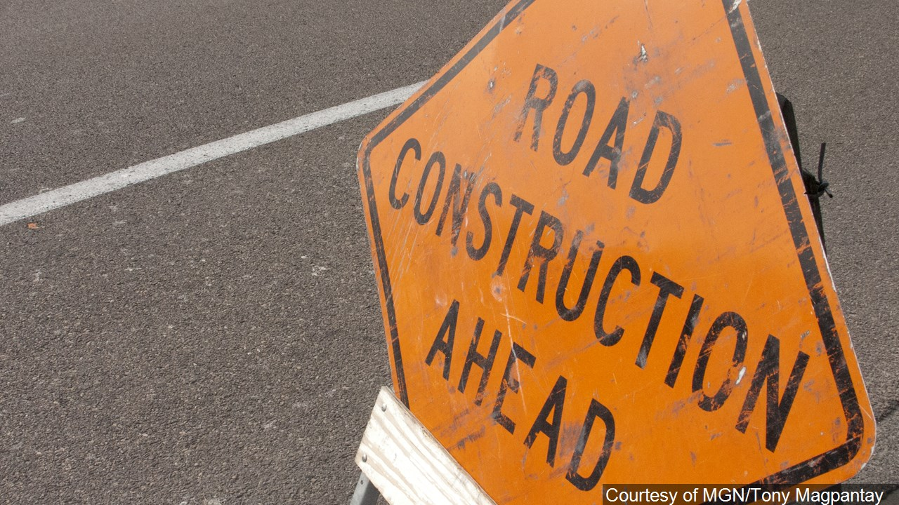 Virginia's Department of Transportation's construction schedule will impact travel throughout the area.
