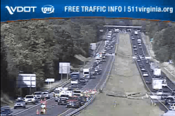 Accident on I-81 southbound is causing major delays | WFXRtv com